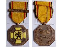 Belgium WWI Cross of the 3 Cities with Nieuwpoort (Nieuport) Clasp