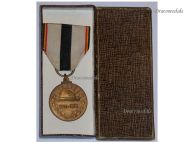 Belgium WW1 Ghent Battle Commemorative Medal Veterans 1914 1918 WWI Decoration Boxed