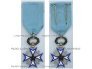 France Dahomey WWII Order of the Black Star of Benin Knight's Cross