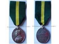 Britain Territorial Force Efficiency Medal King George V 1908 1921 Sergeant Cyclist Battalion NCO London Regiment LOW NUMBER