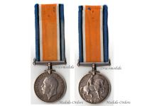 Britain WW1 Great War Commemorative Medal Gunner Royal Artillery WWI 1914 1918 British Military Army