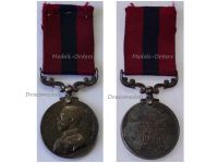 Britain WWI Distinguished Conduct Medal King George V Unnamed