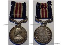 Britain WWI Military Medal King George V Unnamed for Foreign Recipients