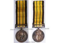Britain Africa General Service Military Medal Queen Elizabeth II Bar Kenya British Decoration 1902 1956 NCO Rifle Brigade
