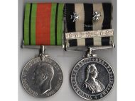 Britain WW2 Order St John Jerusalem Maltese Cross bar Defence 2 Military Medals set Red Cross WWII 1939 1945