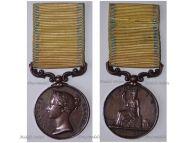 Britain Baltic Medal Crimean War 1854 1856 by Wyon