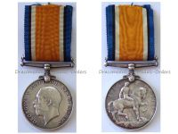 Britain WW1 Great War Commemorative Medal Machine Gun Corps MGC WWI 1914 1918 British Army Military