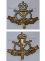 Great Britain WWI South Staffordshire Regiment Cap Badge by BP&Co