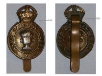 Great Britain WW2 Royal Army Catering Corps RACC cap badge WWII 1939 1945 British Insignia