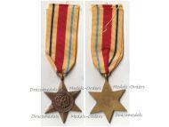 Britain WWII Africa Star