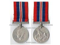 Britain WWII War Medal 1939 1945