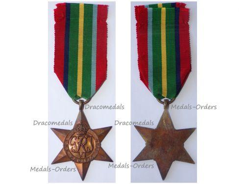 Britain WWII Pacific Star