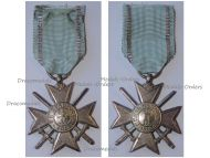 Bulgaria WWI Royal Order Bravery Soldier's Cross 1879 1915 IV Class