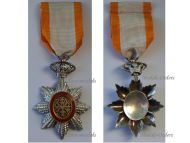 France WW2 Royal Order Cambodia Knight Military Medal WWII French Protectorate Decoration 1940 1948 Award