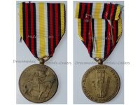 Czechoslovakia 2nd Rifle Regiment George of Podebrady Commemorative Medal 30th Anniversary 1916 1948