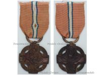 Czechoslovakia WWI Revolution Cross Military Medal WW1 1914 1918 Czech Great War Decoration