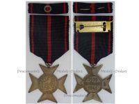 Czechoslovakia WWII Cross Liberated Political Prisoners 1939 1945 Military Medal WW2 Czechoslovakian Czech Decoration 2nd Type