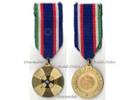 France Italy Franco Italian Federation Former Allied Combatants Military Medal Fraternity WW2 1939 1945 Decoration Award