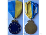 Netherlands EU Medal of the European Confederation of Former Veterans
