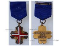 Germany EU Cross of the European Confederation of Former Veterans by Deumer