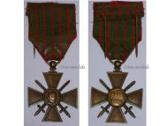 France WWI War Cross 1914 1916
