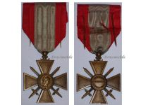 France War Cross TOE for Overseas Operations