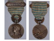 France WW1 Levant Military Medal Lebanon French Large type WWI 1914 1918 Decoration Great War Award