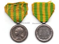 France Tonkin China Annam Campaign Medal 1883 1885 for the Navy
