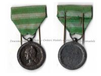 France 1st Madagascar Campaign Medal 1883 1886 by Dubuis