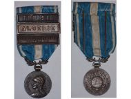 France WW1 Colonial Military Medal 1893 1913 bars Tunisia Algeria West French Africa Decoration Bertrand
