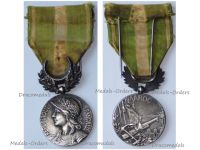 France Morocco Campaign Medal 1908 by Lemaire