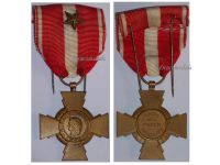 France Cross of Military Valor with Star Citation