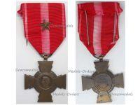 France Cross Military Valor Star Citation French Medal Foreign Legion Decoration Merit 1956 Award 5th Republic