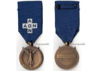 France Red Cross Medal Assistants National Duty WW2 1940 1945