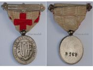 France Red Cross Medal Union French Women UFF WWI 1914 1918