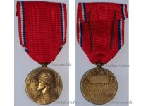 France WW1 Verdun Medal 1916 Prudhomme Type