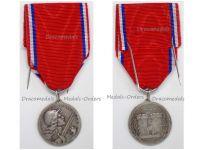France WW1 Verdun Military Medal 1916 WWI 1914 1918 Vernier French Decoration Great War Award Paul Leclere