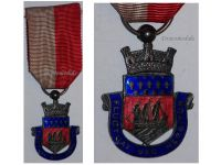 France WW1 City Paris Civil Medal Decoration Honor WWI French Award Republic Great War 1914 1918