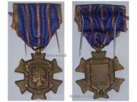 France WW1 Civic Services Cross Military Civil Medal WWI 1914 1918 French Decoration Great War Award