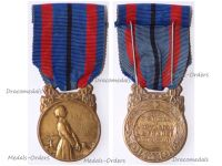 France WWI Medal for the Victims of the Invasion by Arthus Betrand