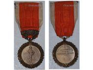 France Medal of Honor for Social  Providence 1920 1936 by Lenoir
