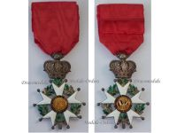 France Order Legion Honor Knight's Cross 1830 1848 July Monarchy Henry IV King Louis Philippe French