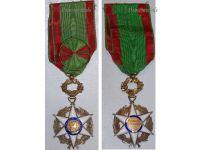 France WWI Order of Agricultural Merit 1883 Officer's Star