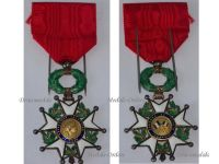 France WW1 Order Legion Honor 1870 Knight's Cross French Military Medal Decoration WWI 1914 1918 Lux