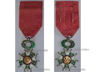 France Order Legion Honor Knight's Cross 1870 French Military Medal Decoration WW1 1914 1918 Great War