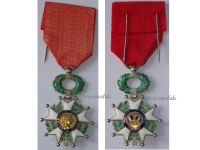 France WWII Order Legion Honor Knight's Cross French 4th Republic 1951 1961