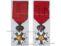 France Order Legion Honor Knight's Cross 2nd Empire 1852 1870 Napoleon III