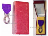 France WWI Order Academic Palms Knight Luxurious Type Boxed