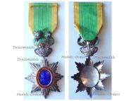 France Indochina Vietnam WWI Imperial Order Dragon Annam Knight's Star
