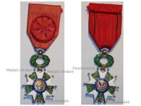 France WWII Order Legion Honor Officer's Cross French 4th Republic 1951 1961